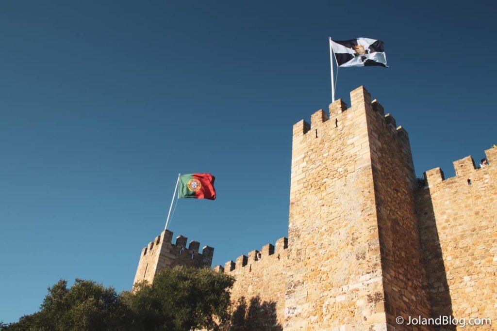 Castelo de São Jorge | Locais a Visitar em Lisboa