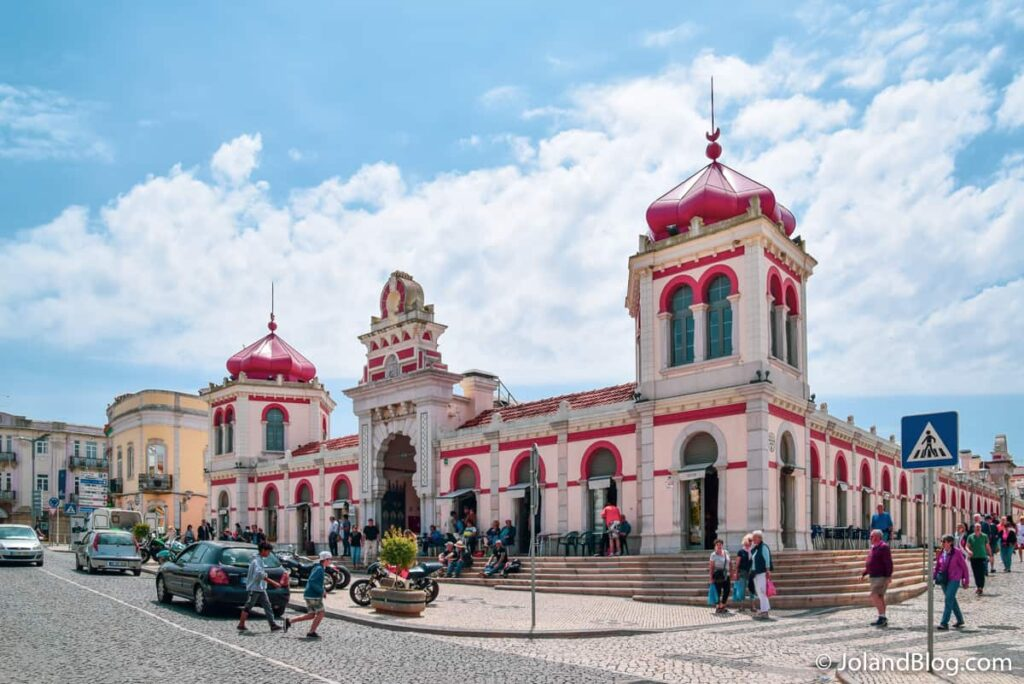 Mercado de Loulé | Locais a Visitar no Algarve