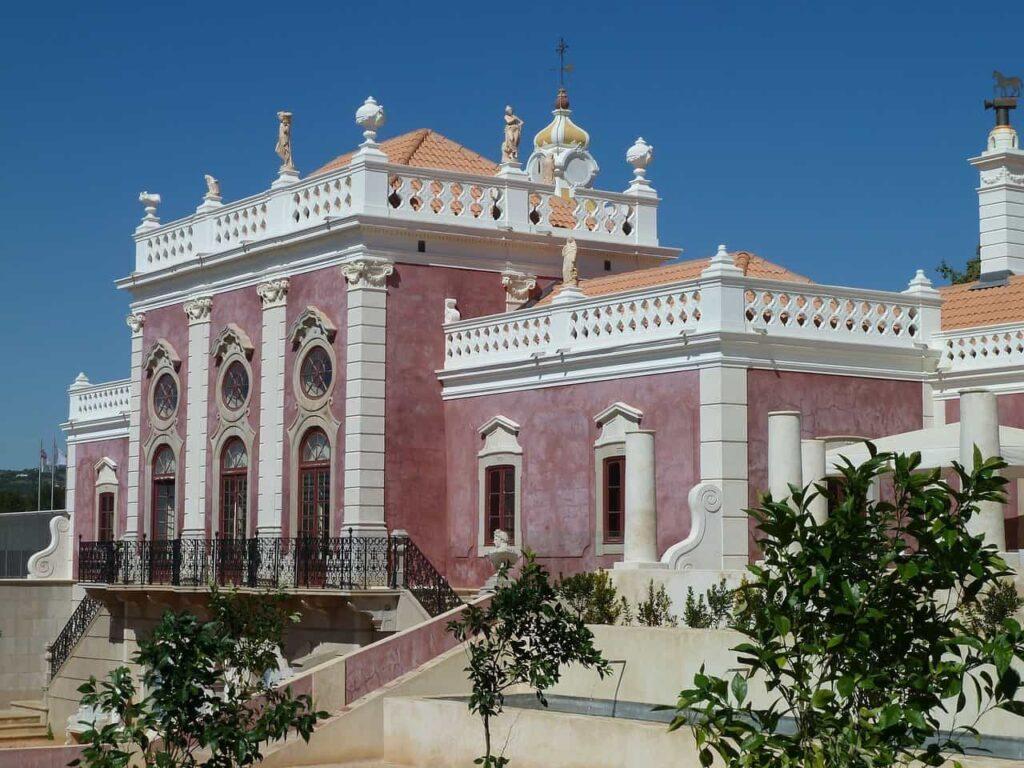 Palácio de Estói | Locais a Visitar no Algarve