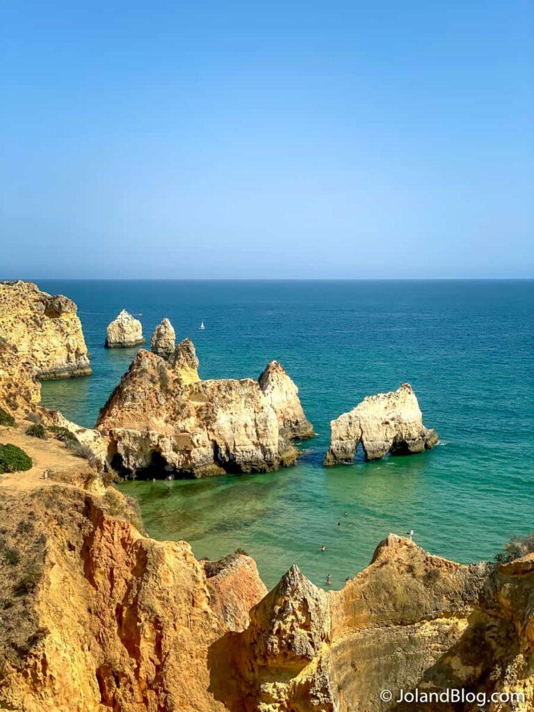 Ponta da Piedade | Locais a Visitar no Algarve