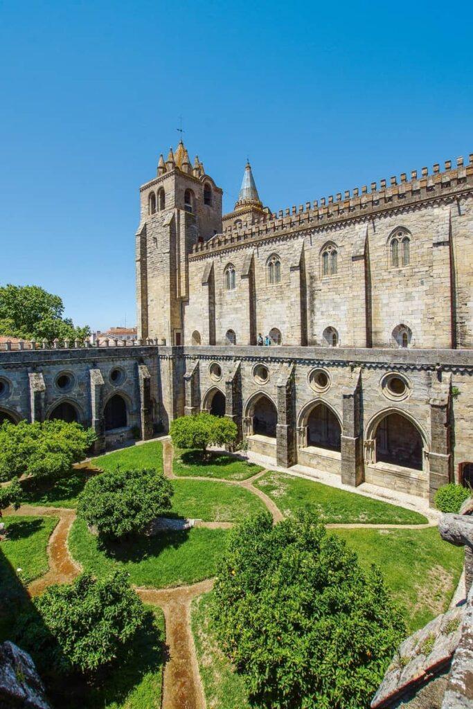 Catedral de Évora | Escapadinha pelo Alentejo