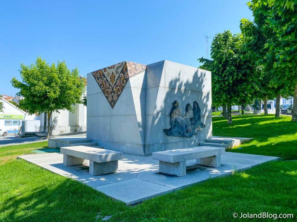 Monumento à Tapeteira | Escapadinha pelo Alentejo