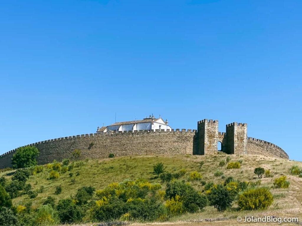 Castelo de Arraiolos | Escapadinha pelo Alentejo