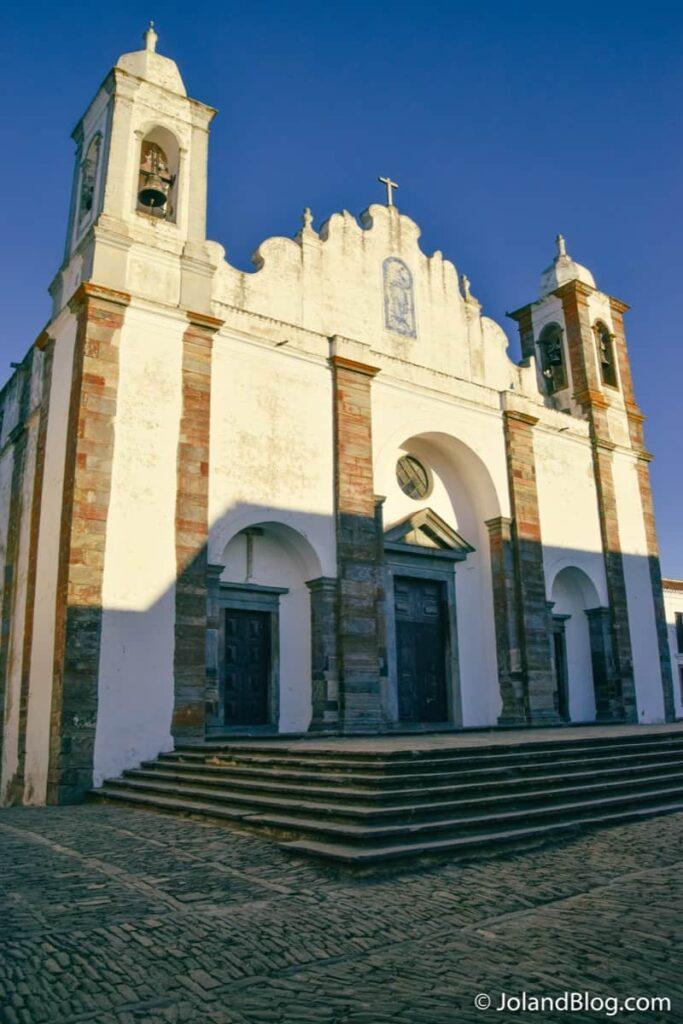 Igreja Monsaraz | Escapadinha pelo Alentejo