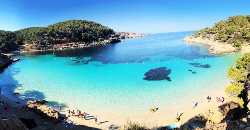 Cala Saladeta, Ibiza | O que fazer em Ibiza e Formentera no outono