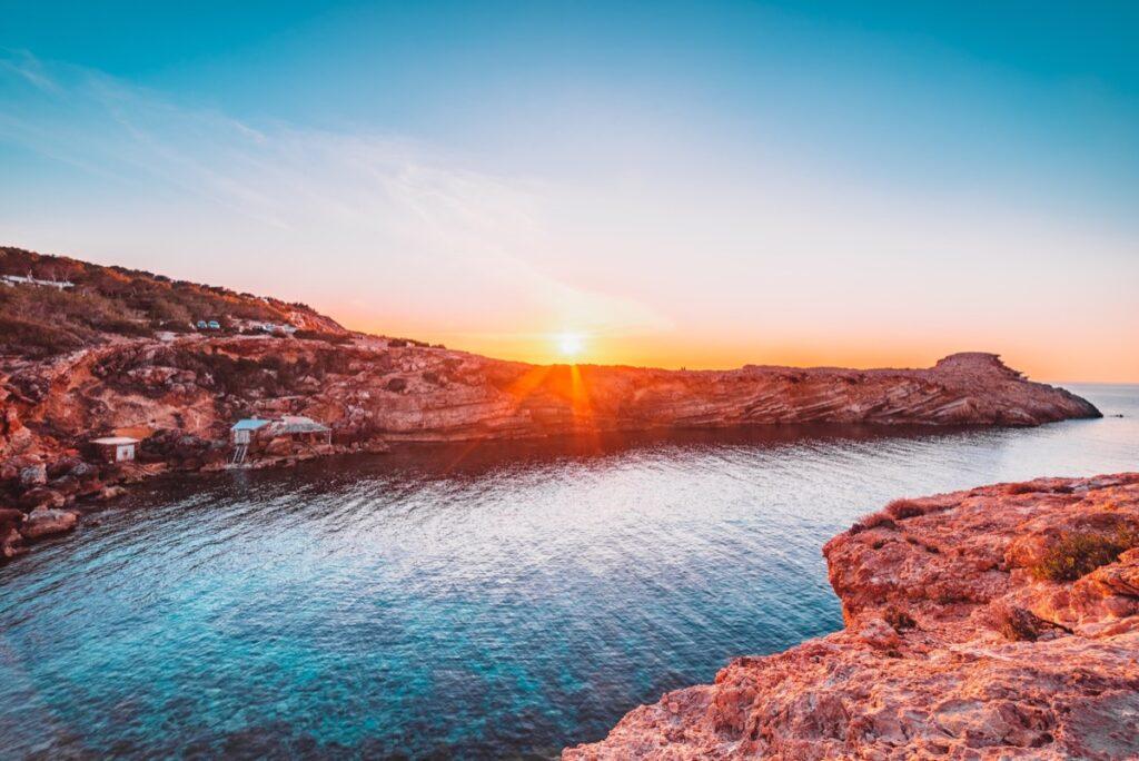 Ibiza ao por do sol | O que fazer em Ibiza e Formentera no outono